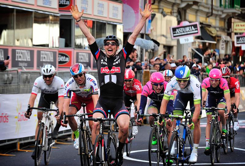 John Degenkolb gewinnt Mailand-Sanremo 2015