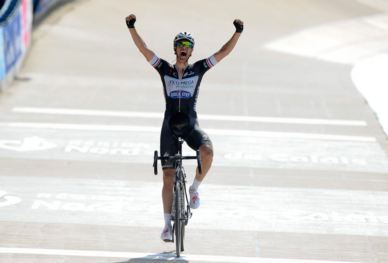 Sieger 2014 –Niki Terpstra (Foto: Roth&Roth roth-foto.de)