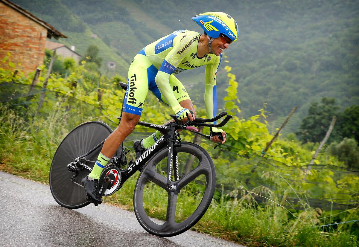Alberto Contador (Foto: Roth&Roth roth-foto.de)