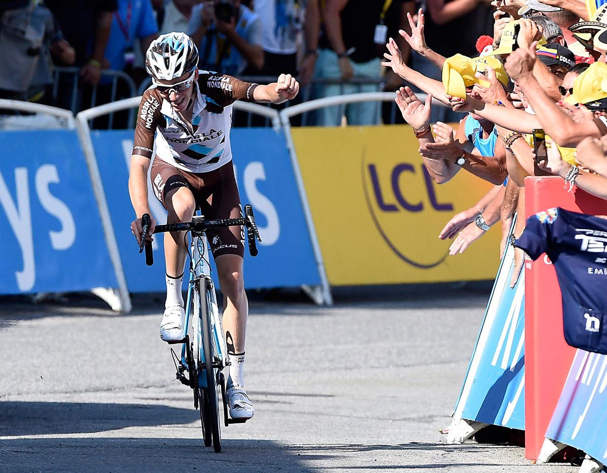 Romain Bardet – explosiv, angriffslustig & sehr gut bergab – die Tour 2017 passt perfekt (Foto: Roth&Roth roth-foto.de)