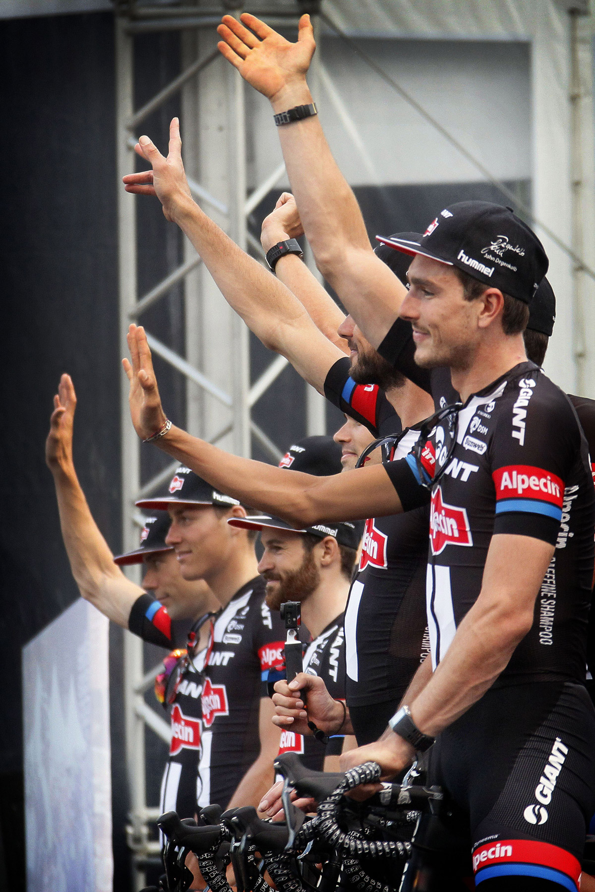 Team Giant-Alpecin (Foto: Roth&Roth roth-foto.de)
