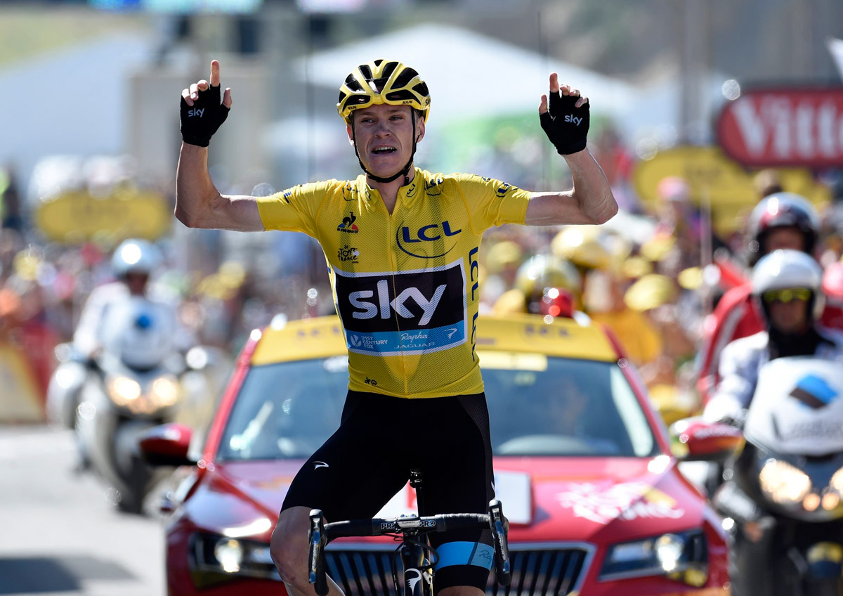 Chris Froome (Foto: Roth&Roth roth-foto.de)