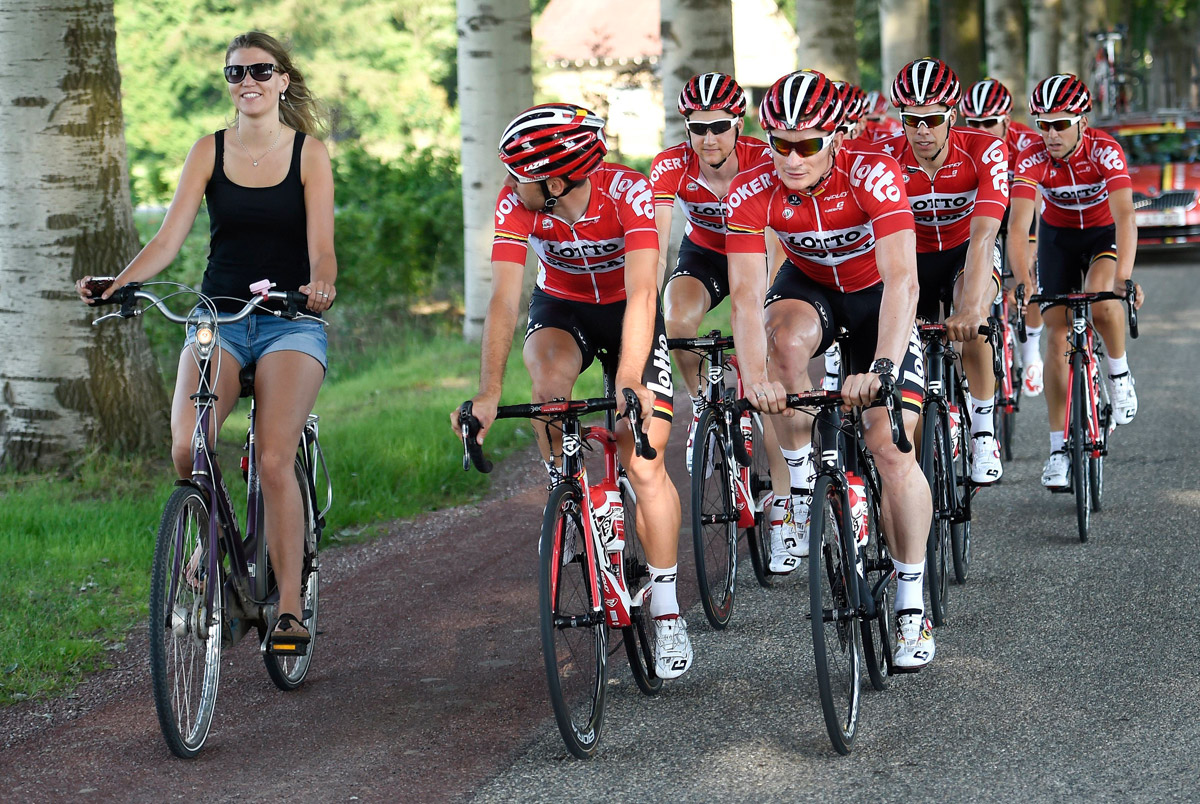 Team Lotto-Soudal (Foto: Roth&Roth roth-foto.de)