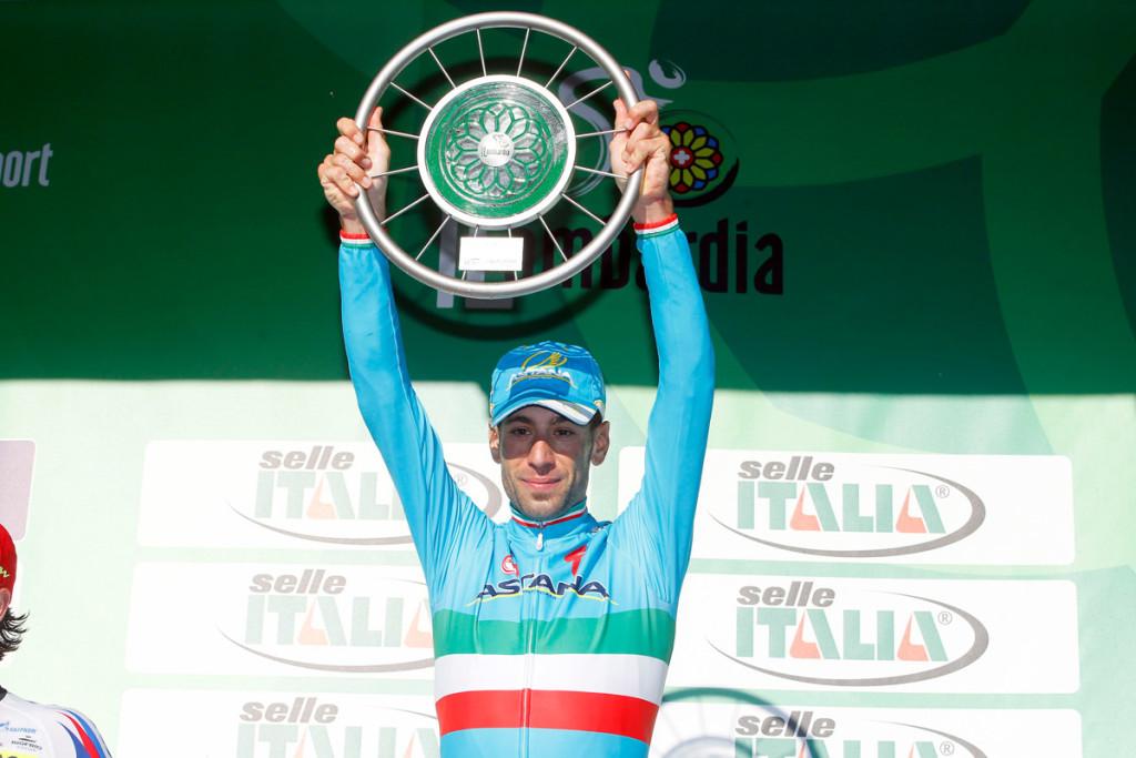 Der erste Sieg bei einem Monument – Vincenzo Nibali (Foto: Roth&Roth roth-foto.de)