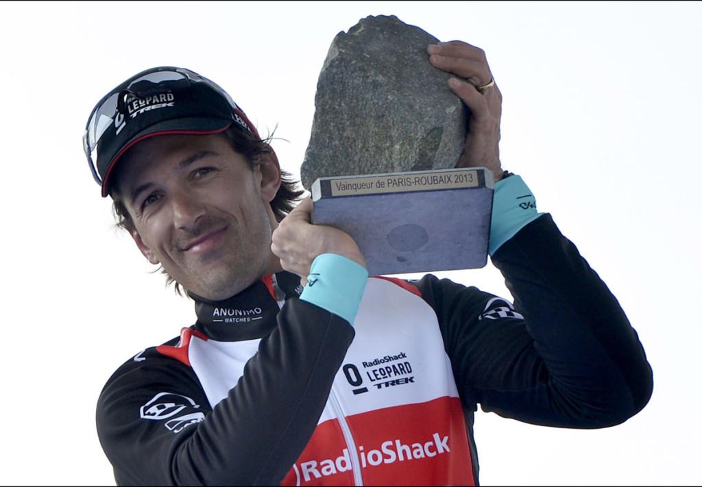 Fabian Cancellara hat gleich 3 von diesen Steinen daheim (Foto: Roth&Roth roth-foto.de)