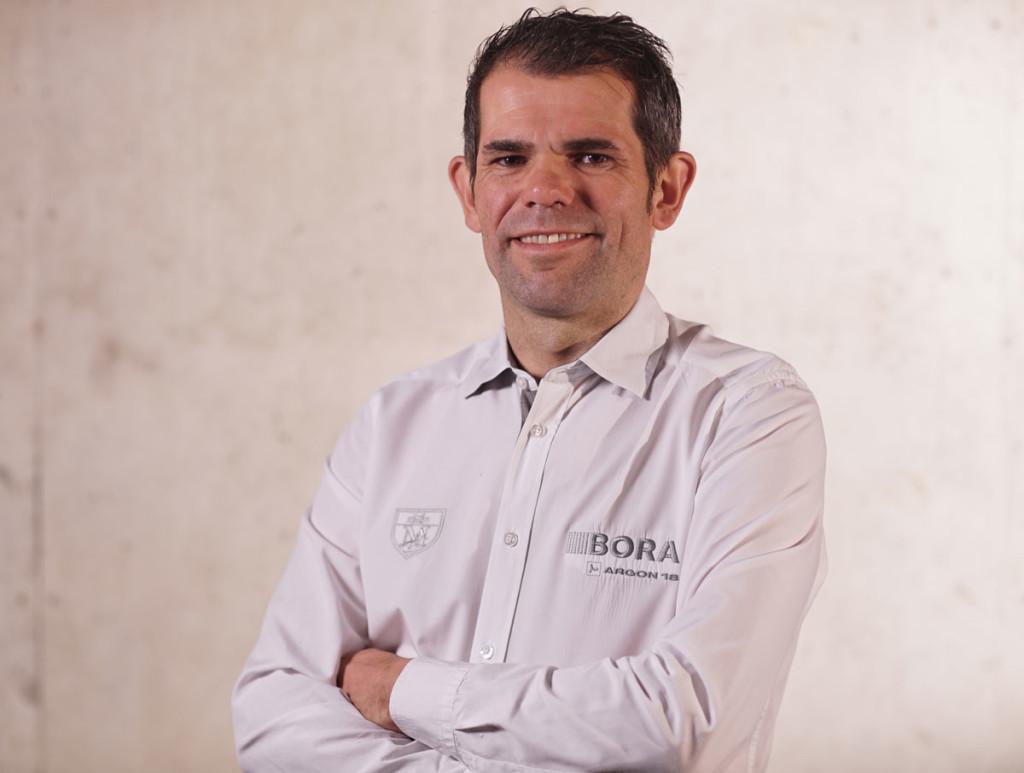 Bora-Argon18 Team-Manager Ralph Denk (Foto: BORA–ARGON 18)