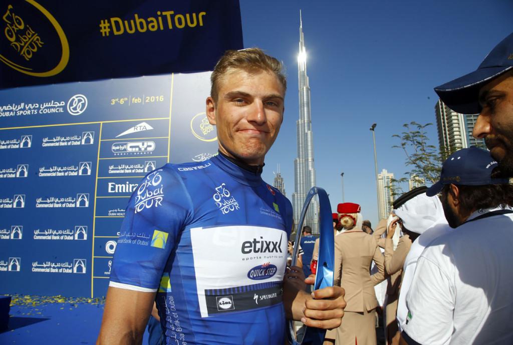 Marcel Kittel: Gesamtsieger der Dubai Tour 2016 (Foto: Roth&Roth roth-foto.de)