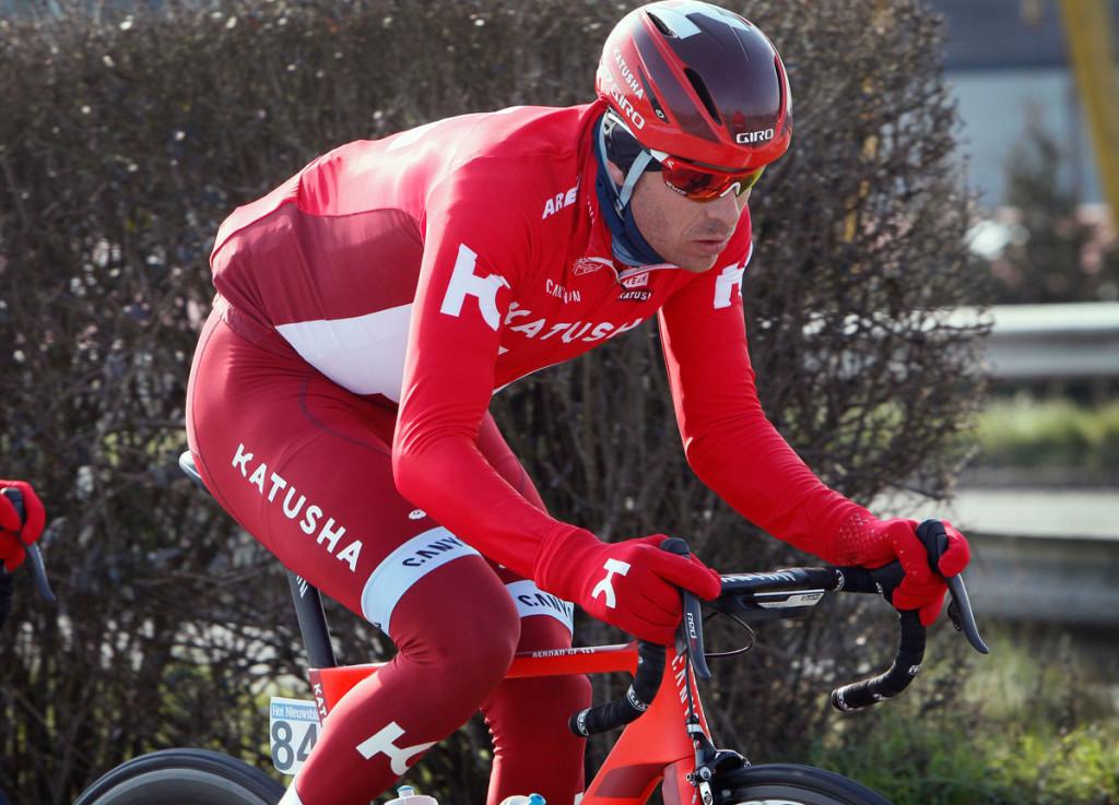 Im Februar noch gut eingepackt – Alexander Kristoff (Foto: Roth&Roth roth-foto.de)