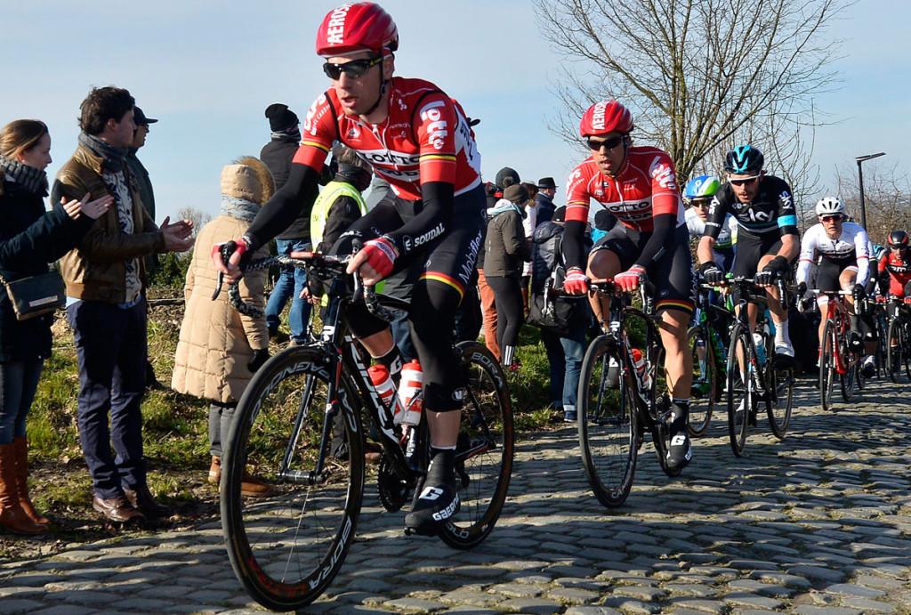 Jurgen Roelandts macht die Pace (Foto: Roth&Roth roth-foto.de)