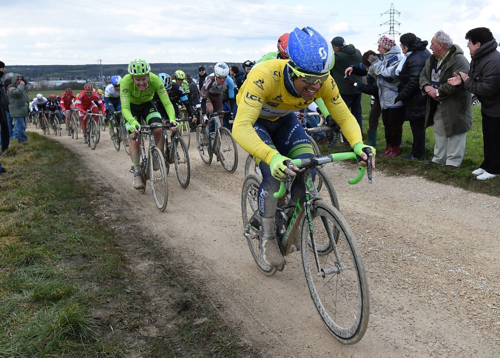 Michael Matthews –das Gelbe fest auf den Schultern (Foto: Roth&Roth roth-foto.de)