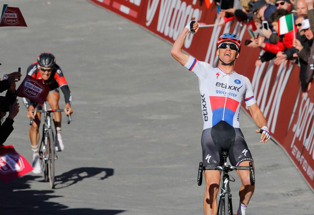 Zdenek Stybar siegte im letzten Jahr (Foto: Roth&Roth-foto.de)