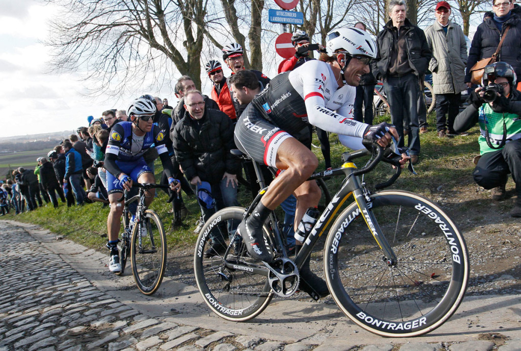 Fabian Cancellara bei E3-Harelbeke (Foto: Roth&Roth roth-foto.de)