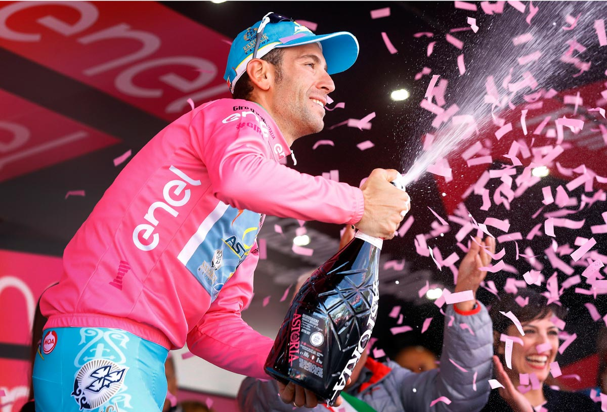 Vincenzo Nibali – Am liebsten immer in Rosa (Foto: Roth&Roth roth-foto.de)