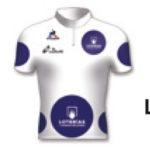 Bergtrikot der Vuelta 2016