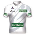 Trikot für den Führenden in der Kombinationswertung der Vuelta 2016
