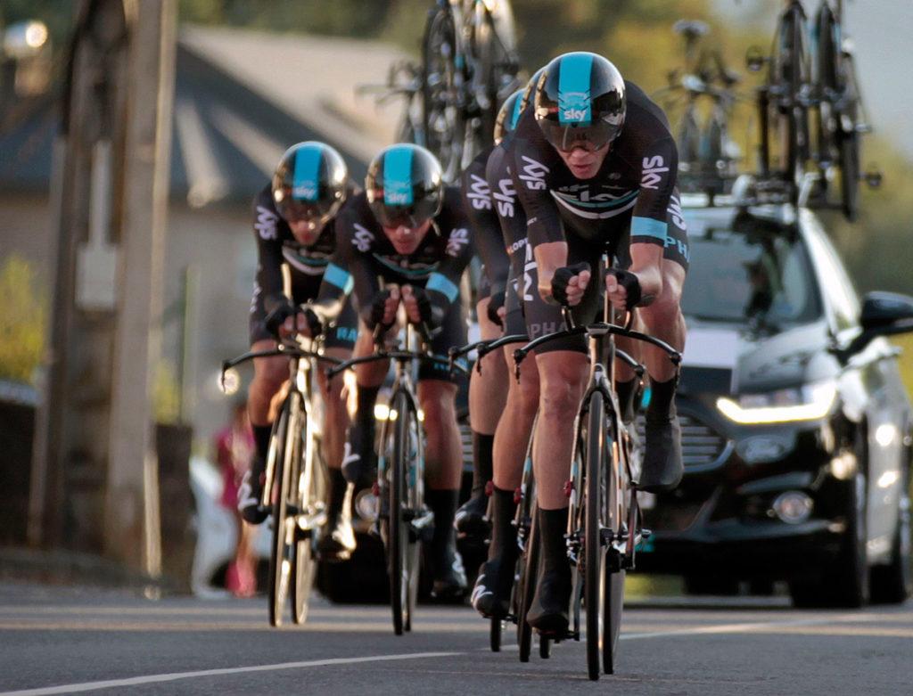 Team Sky (Foto: Roth&Roth)