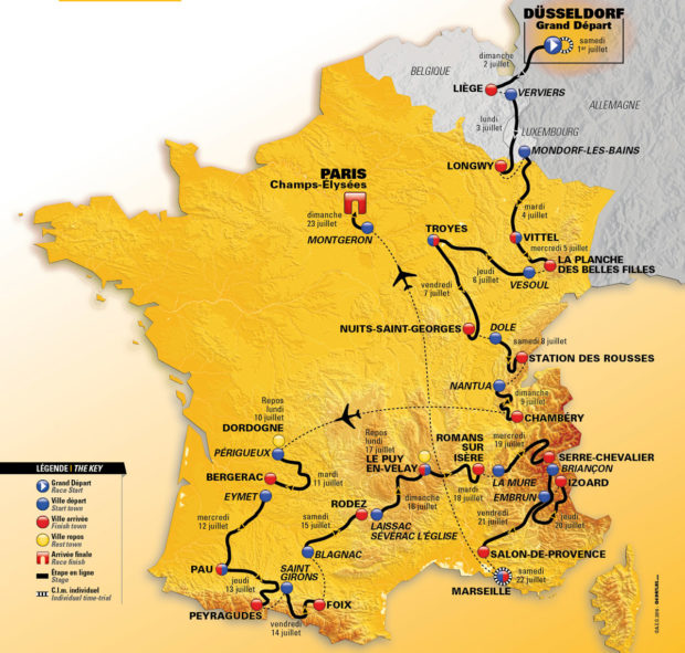 「ツール・ド・フランス」の画像検索結果
