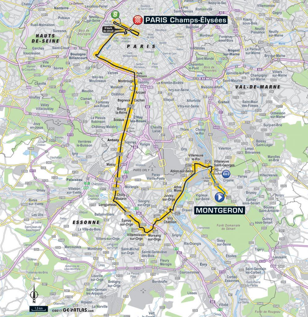 Tour De France Vorschau Auf Etappe 21 Party In Paris Cycling
