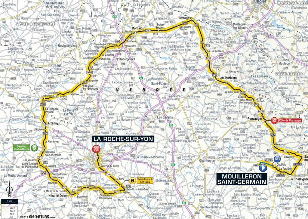 Tour De France Vorschau Auf Etappe 2 Der Nächste Sprint Cycling