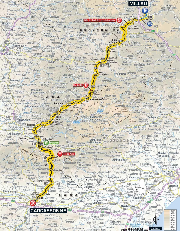 Tour De France Vorschau Auf Etappe 15 Wieder Ein Tag Für Ausreißer
