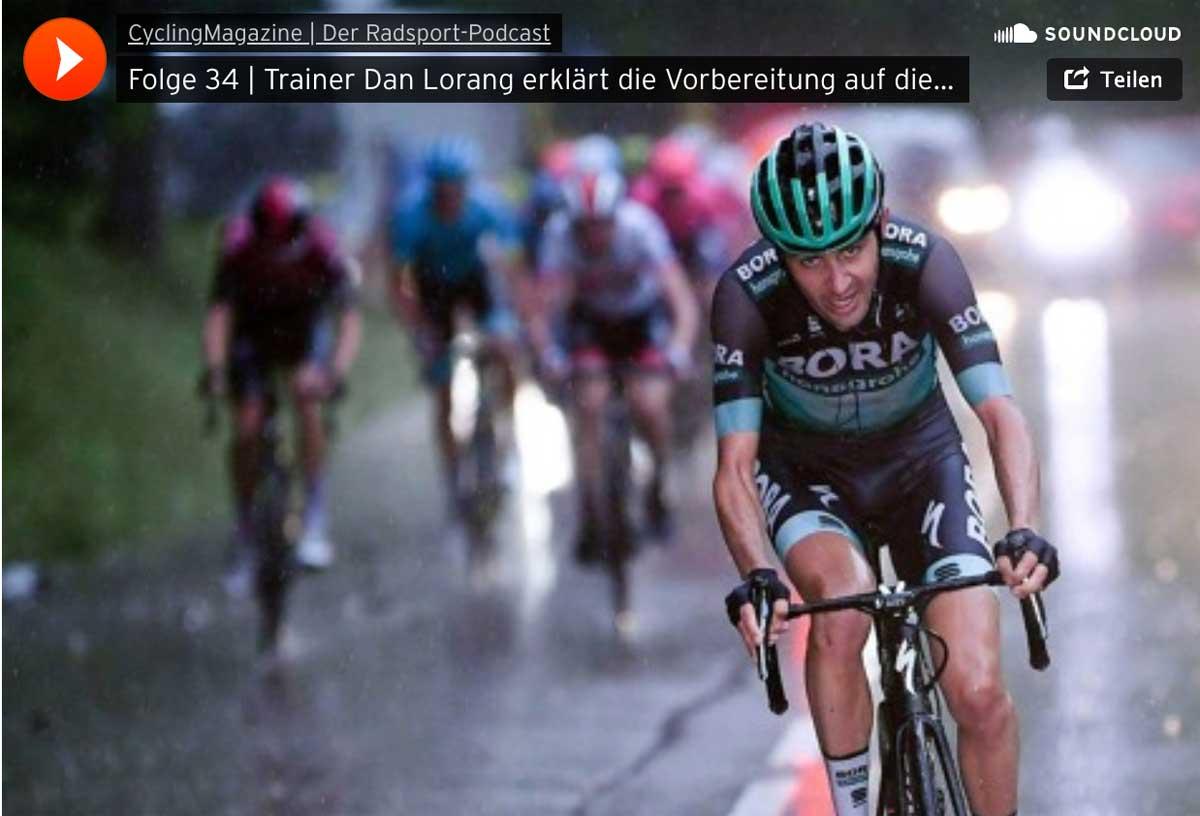 tolle sorten heiß-verkaufender Fachmann genießen Sie besten Preis Der Radsport Podcast | Trainer Dan Lorang erklärt die ...