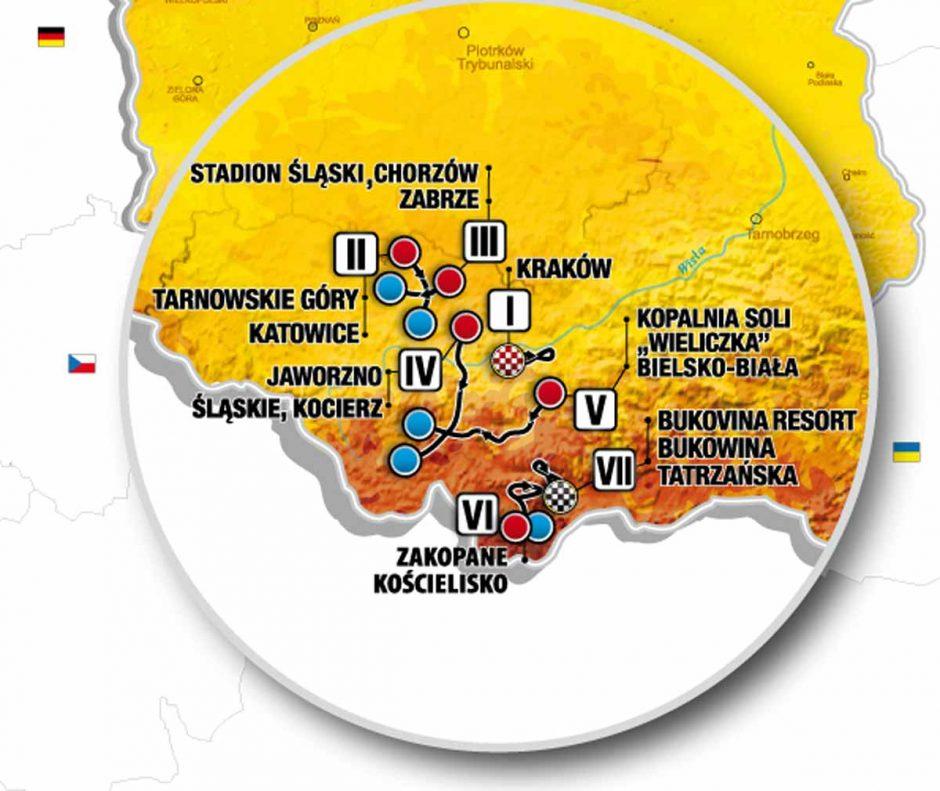 Polen Rundfahrt 2021